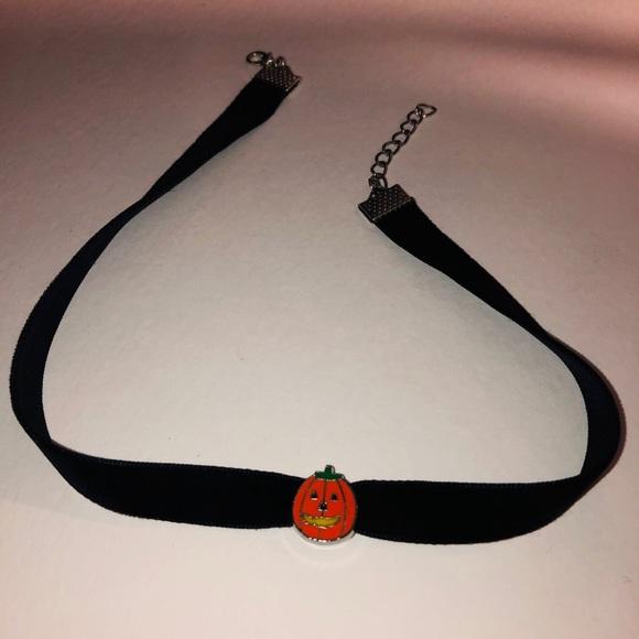 Jewelry - Pumpkin Choker